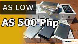 as low as 500php compressed