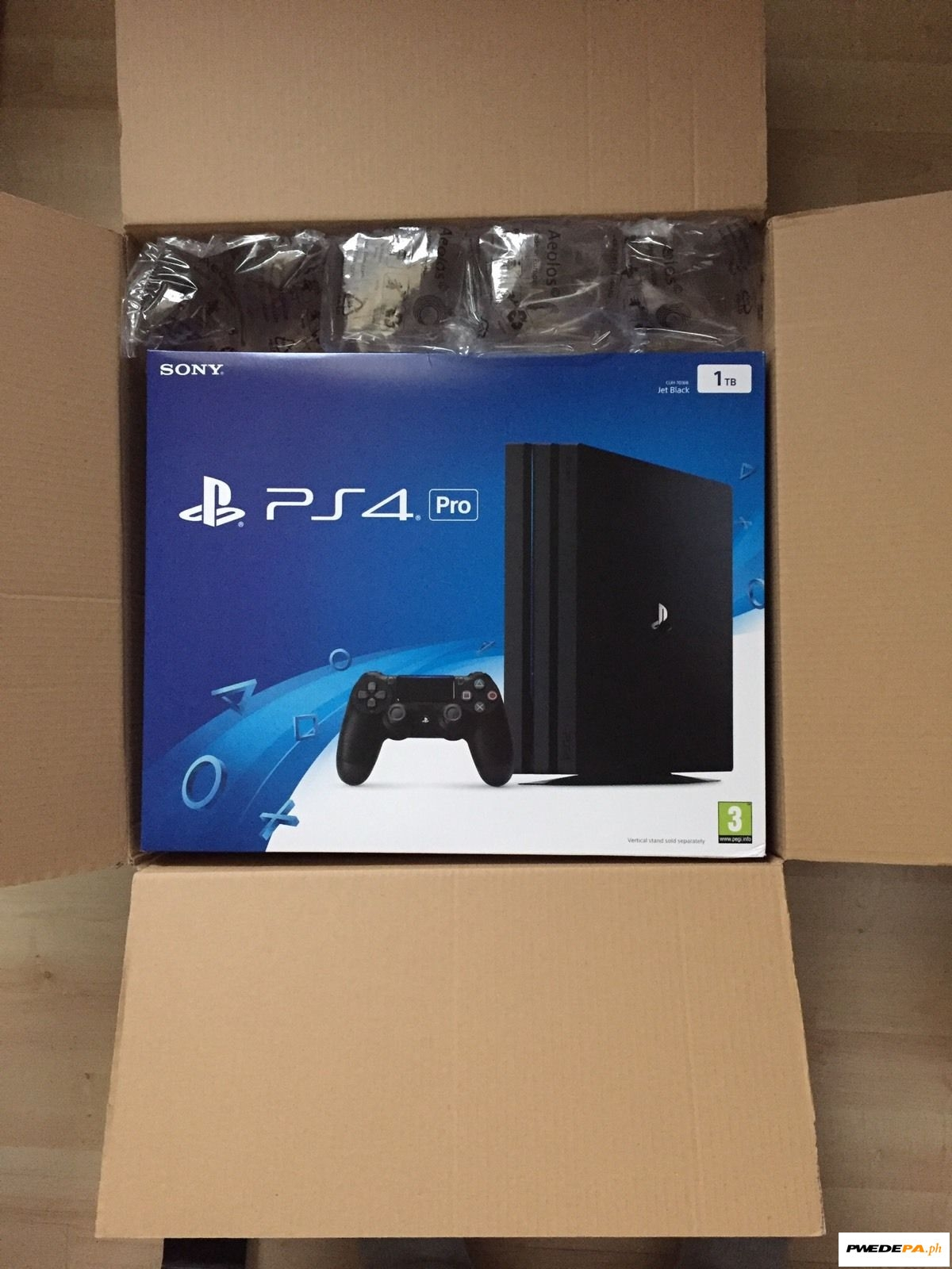 New Sealed Sony Play Station 4 Pro Ps4 1tb 4k Console Playstation Region 3 A Read More