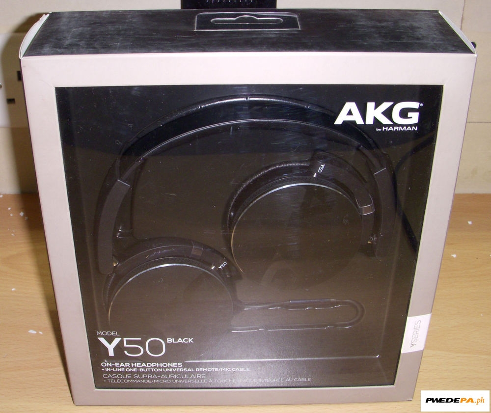 Black Akg Y50 Over The Ear Headphones Headphone Y50bt Signature Quality Sound With Enriched Bass Performance On Closed Cup Design For Reduced Ambient Noise Long Lasting
