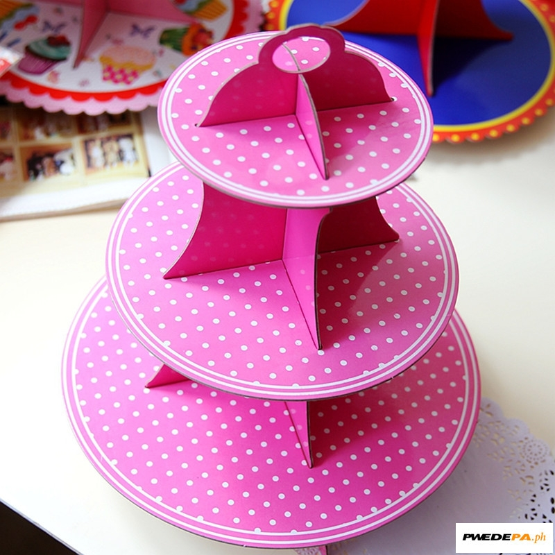 Cup Cake Stand For Party Decorations
