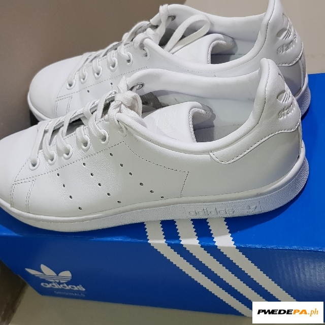 Adidas Stan Smith Triple White Ortholite P3,500 ONLY 100% original Ordered  from Dubai Please see det ...Read more